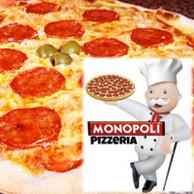 PIZZERIA MONOPOLI<BR>